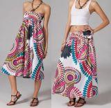 Jupe longue 2en1 transformable en robe Linda 269311