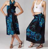 Jupe longue 2en1 transformable en robe Nabine 269263