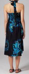 Jupe longue 2en1 transformable en robe Nabine
