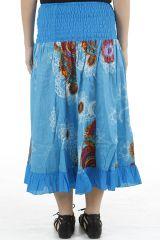 Jupe longue d'été ethnique agréable et très originale Katia 310666