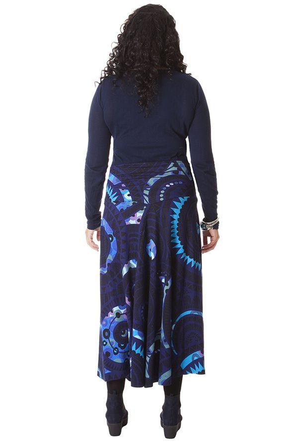 Jupe longue Ethnique et Tendance pour Femme Pulpeuse Alma 286063