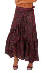 Jupe longue ethnique pour un look féminin tendance Alice 305871