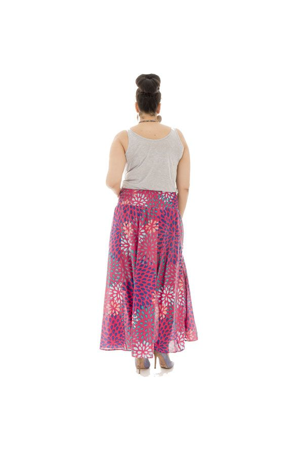 jupe longue femme grande taille color e sabrina. Black Bedroom Furniture Sets. Home Design Ideas