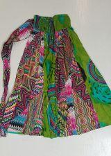 Jupe longue multicolore Originale Aydenn 303557
