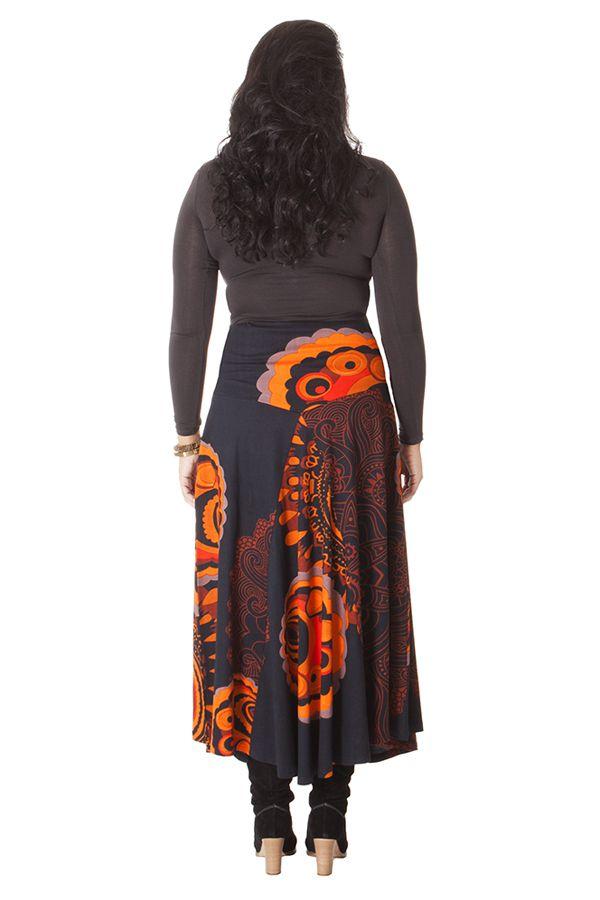 jupe longue originale et tendance grande taille ludivine. Black Bedroom Furniture Sets. Home Design Ideas
