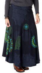 Jupe longue pour femme Pulpeuse aux imprimés Ethniques Lydia 286796