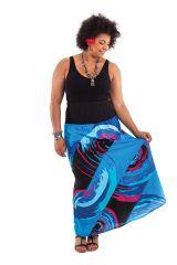 Jupe longue pour grande taille Manaelle 281736