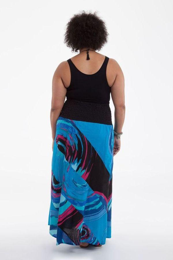 Jupe longue pour grande taille Manaelle 281737