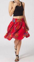 Jupe mi-longue colorée Valérie N1 268123