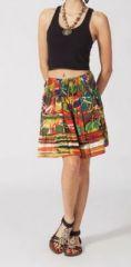 Jupe mi-longue colorée Valérie N5 268133