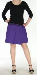 Jupe ou Surjupe courte très originale et colorée Violette Pili 272800