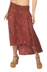 Jupe robe transformable bohème idéal femme enceinte