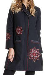 Manteau doublé pour femme Original et Tendance Draven 286896