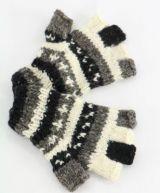 Mitaine en laine pocs n°53 248447