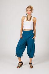 pantalon 3/4 élégant avec effet bouffant avec 2 poches  Albany 288982