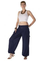 pantalon ample ravissant avec effet bouffant violet Albury 288988