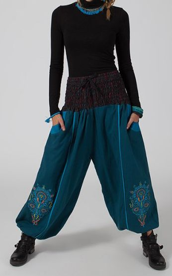 Pantalon babacool femme Fadeto