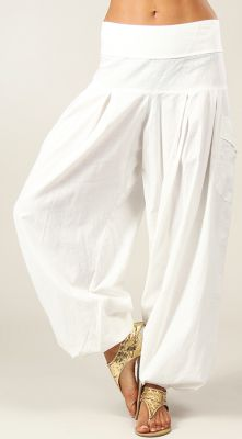 Femme Pour Détente Et Pantalon Yoga Audric Blanc 1lc3FJuKT