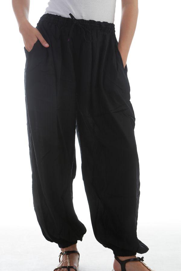 pantalon style indien femme