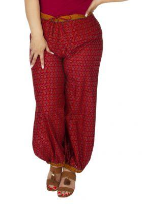 Pantalon bouffant femme grande taille original Tirano