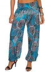 Pantalon bouffant pour femme avec élastique à la taille Adaline 294840