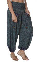 Pantalon Bouffant pour Femme Imprimé et Fluide Nedungo 283958