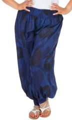 Pantalon bouffant style aladin pour femme grande taille Priya 306627