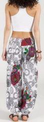 Pantalon coloré pas cher pour femme idéal l\'été Missil 12