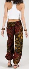 Pantalon coloré pas cher pour femme idéal l\'été Missil 13