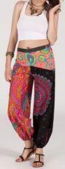 Pantalon coloré pas cher pour femme idéal l'été Missil 2 271564