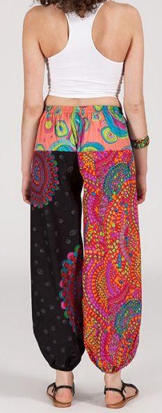 Pantalon coloré pas cher pour femme idéal l'été Missil 2 271565