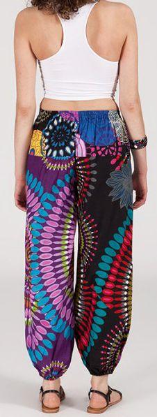 Pantalon coloré pas cher pour femme idéal l\'été Missil 5