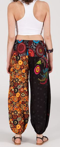 Pantalon coloré pas cher pour femme idéal l\'été Missil 6