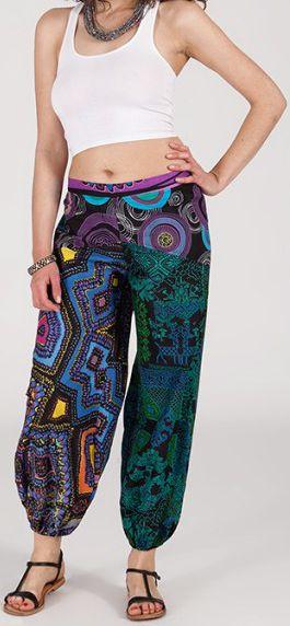 Pantalon coloré pas cher pour femme idéal l'été Missil 7 271574