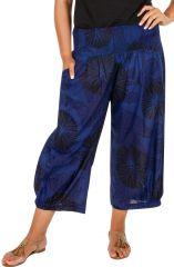 Pantalon coton léger pour l\'été femme grande taille Adrien