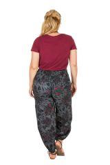 Pantalon d'été ample pour femme grande taille Léa 309737