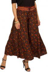 Pantalon d'été original look Bohème et Ethnique Augustin 292627