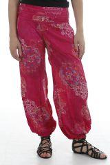 Pantalon d'été pour femme original et coloré Noaman 311887