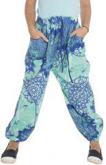 Pantalon décontracté pour enfants avec imprimés fantaisies Tulsa 294233