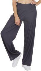 Pantalon droit femme gris esprit chic ethnique Friendly 319545