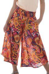 Pantalon estivale pour enfants avec ouvertures aux jambes  Samy 294133