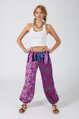 Pantalon Femme coloré pour l\'été idéal à la plage Sunny