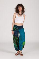 Pantalon Femme décontracté pour l\'été en coton fluide Cassou