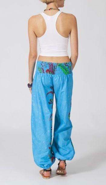 Pantalon femme effet bouffant Stuart 267970
