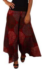 Pantalon femme ethnique et évasé très agréable Manuel 309889