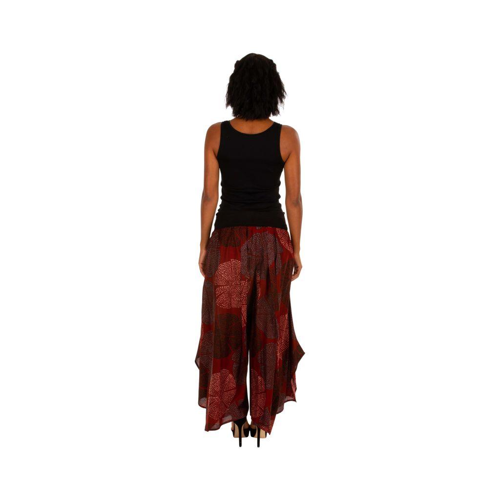 Pantalon femme ethnique et évasé très agréable Manuel 309890