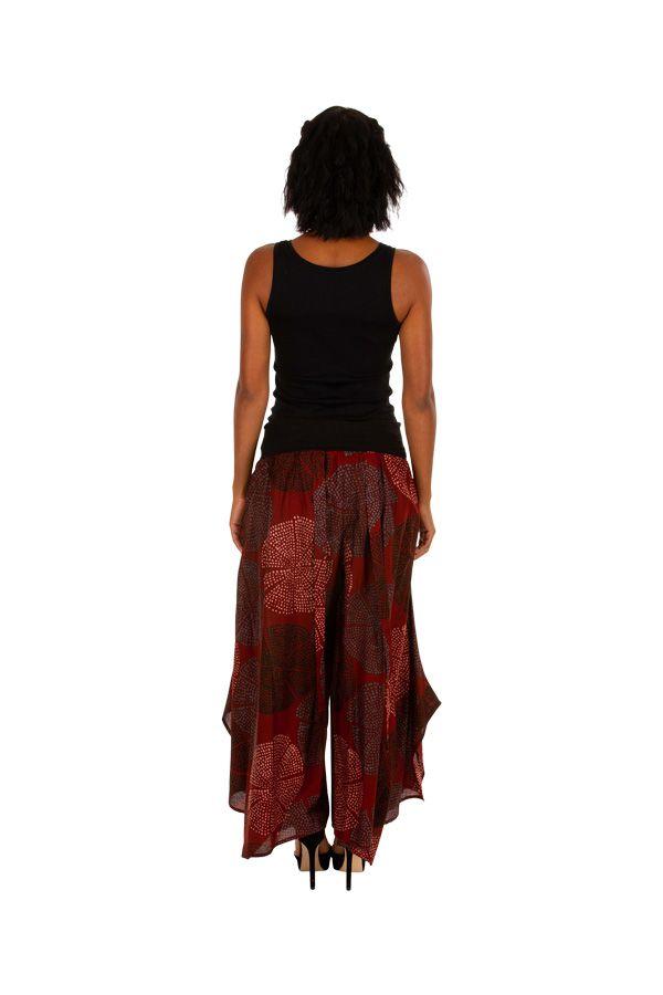 Pantalon femme ethnique et évasé très agréable Manuel 309891