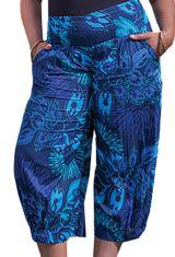 Pantalon femme grande taille ethnique Mauri 281808