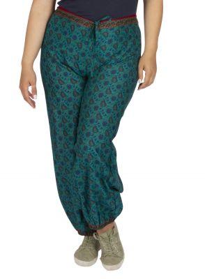 Pantalon femme grande taille pas cher à élastique Tirana