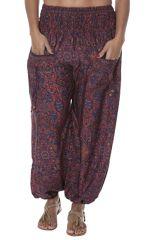 Pantalon femme indien large et original Bollywood 282825